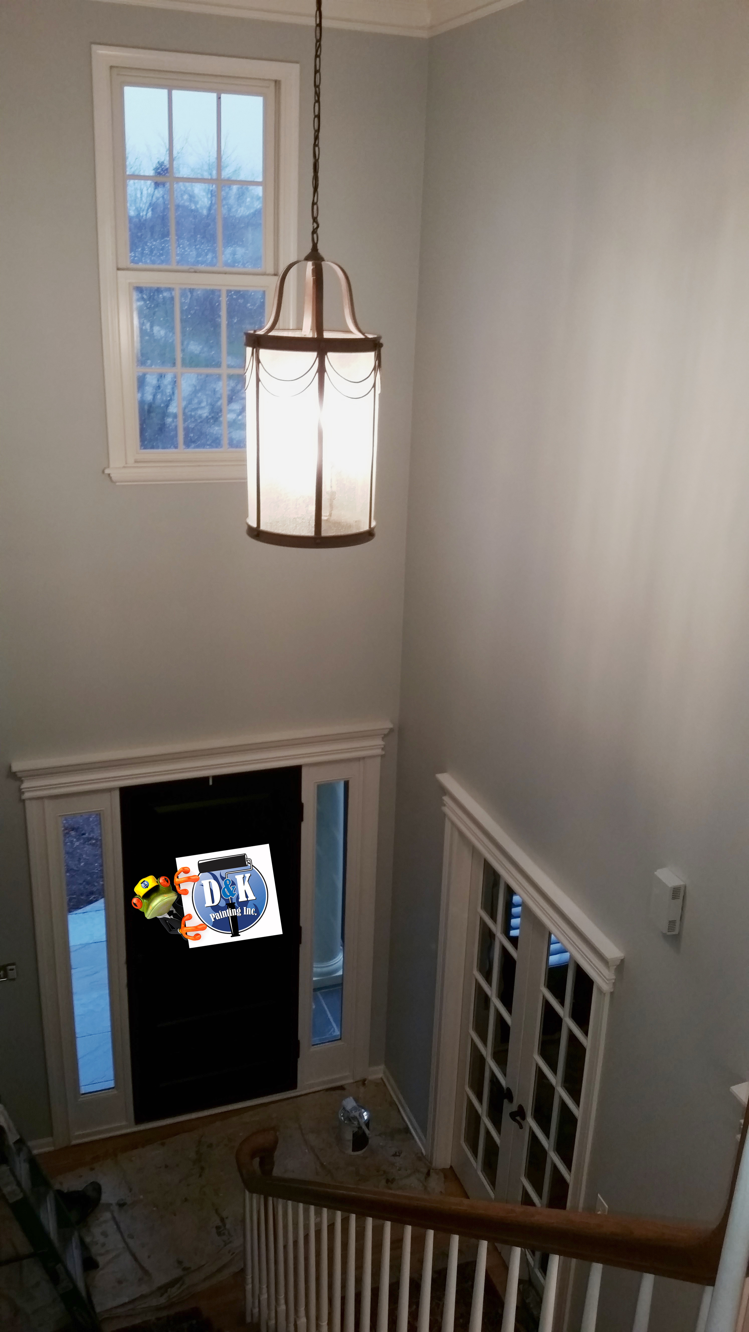 Foyer Paint Jobs : Residential paint jobs page