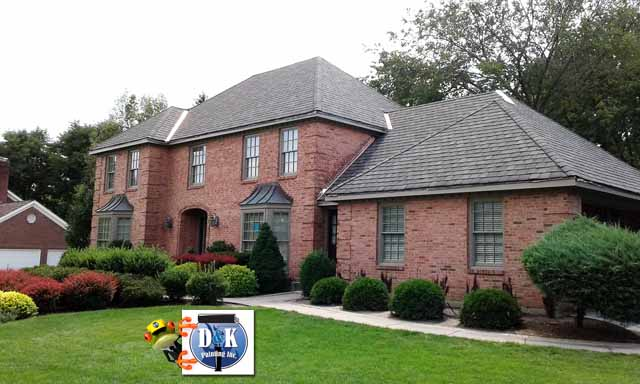 Exterior Trim and Window Paint Job in Saint Charles, IL |